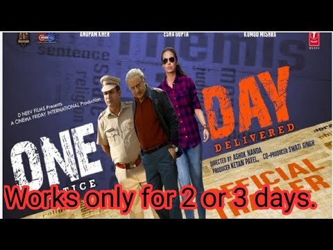 One Day Justice   New Movie Download Link In Hd.   Bhupender Choudhary