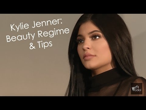 Kylie Jenner EXCLUSIVE! Her Beauty Regime & Tips!