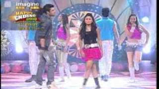 Kritika & Karan Dance -- Happy Ending 2010 [Kitani Mohabbat Hai 2]