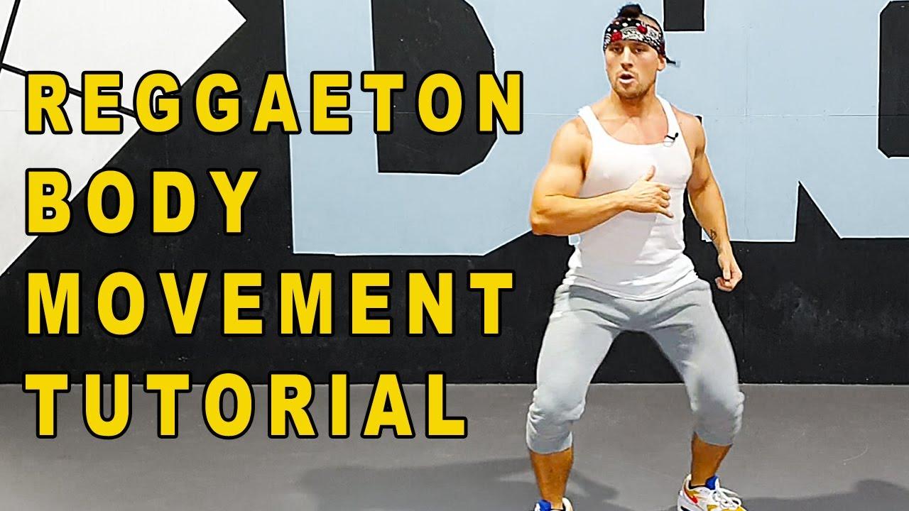 Reggaeton Basic Dance Step - (Sexy Dance Moves For Men)