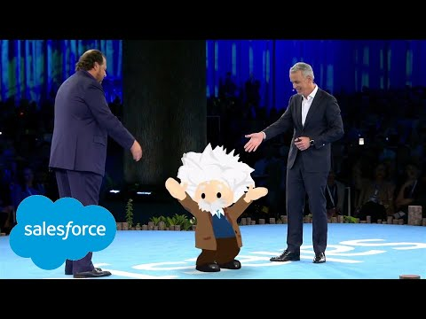 "Einstein - ""Be a Customer Trailblazer"" with Marc Benioff and Special Guests"