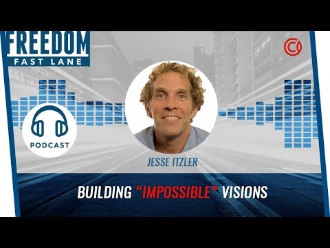 """(podcast) Building """"Impossible"""" Visions w/ Jesse Itzler"""