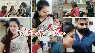 #VLOG FAMILY TIME |  MEET MY COUSINS | INLAWS SIDE | KFC STYLE CHICKEN | FOOD|FUN | MADHUSHIKA VLOGS