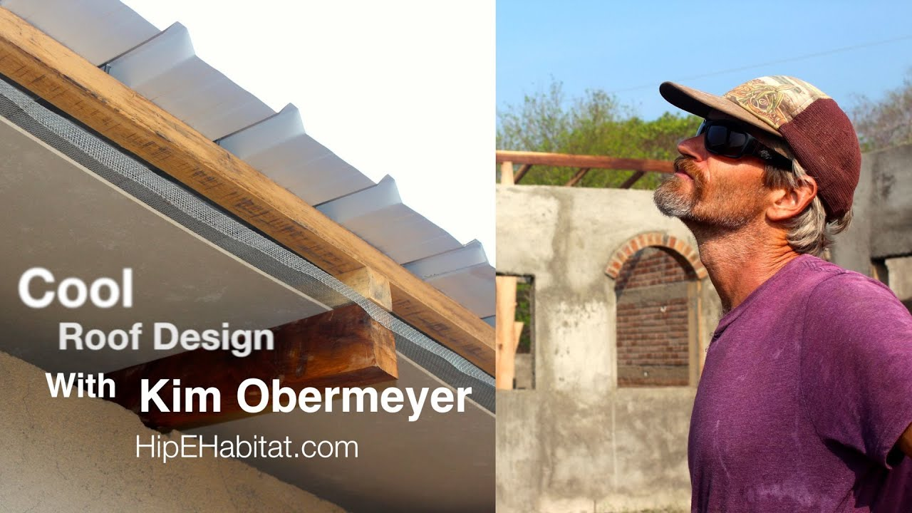 Awesome Cool Roof Design   YouTube