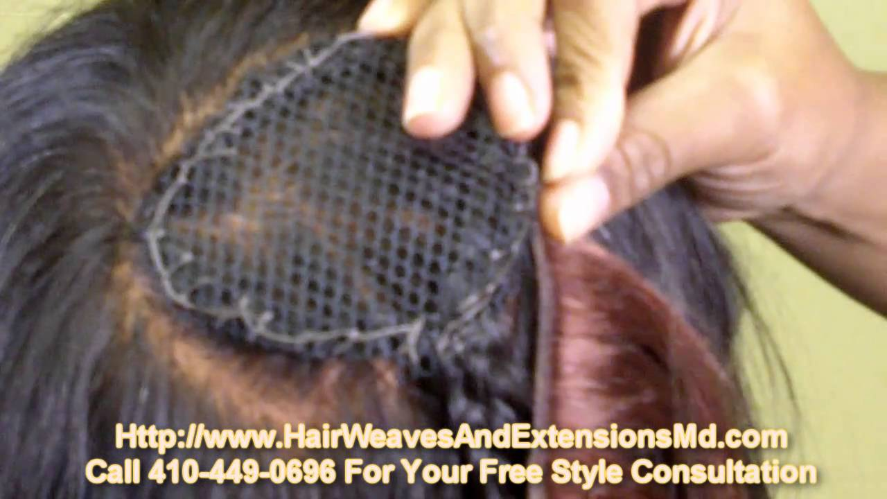 Net weave video by hair weaves and extensions salon youtube pmusecretfo Images