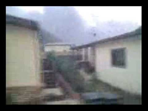 Sayre Fire Oakridge Mobile Home Park 500 Homes Lost