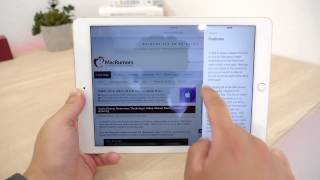 iOS 9 - iPad Multitasking