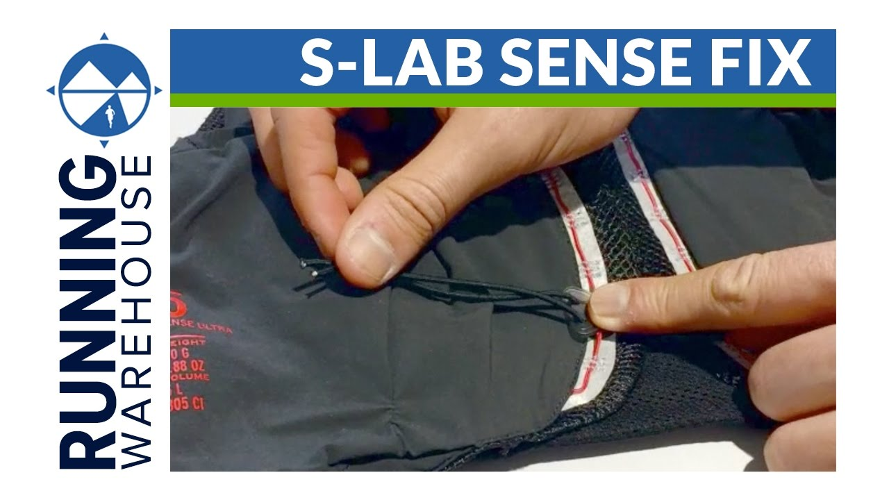 c89c6e17 How to fix cordlock on Salomon S-Lab Sense Set Packs