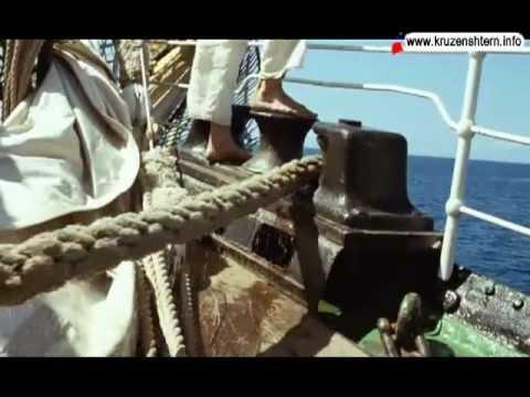 """Фильмография барка """"Крузенштерн"""" / Filmography of barque """"Kruzenshtern"""""""