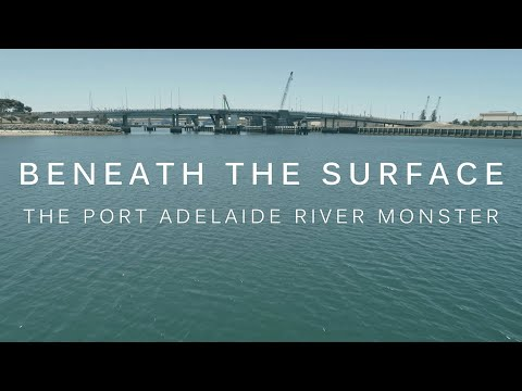 BENEATH THE SURFACE: The Port Adelaide River Monster