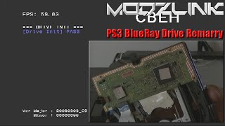 How to Re-marry Your PS3 Blueray Drive [ModzLink.com]
