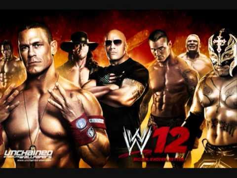 WWE'12- Psycho Theme