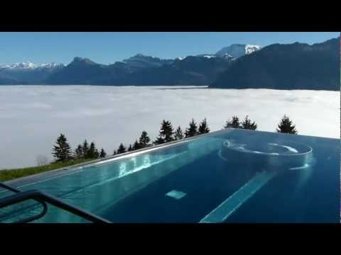 Hotel Villa Honegg Spa - Switzerland - Bürgenstock