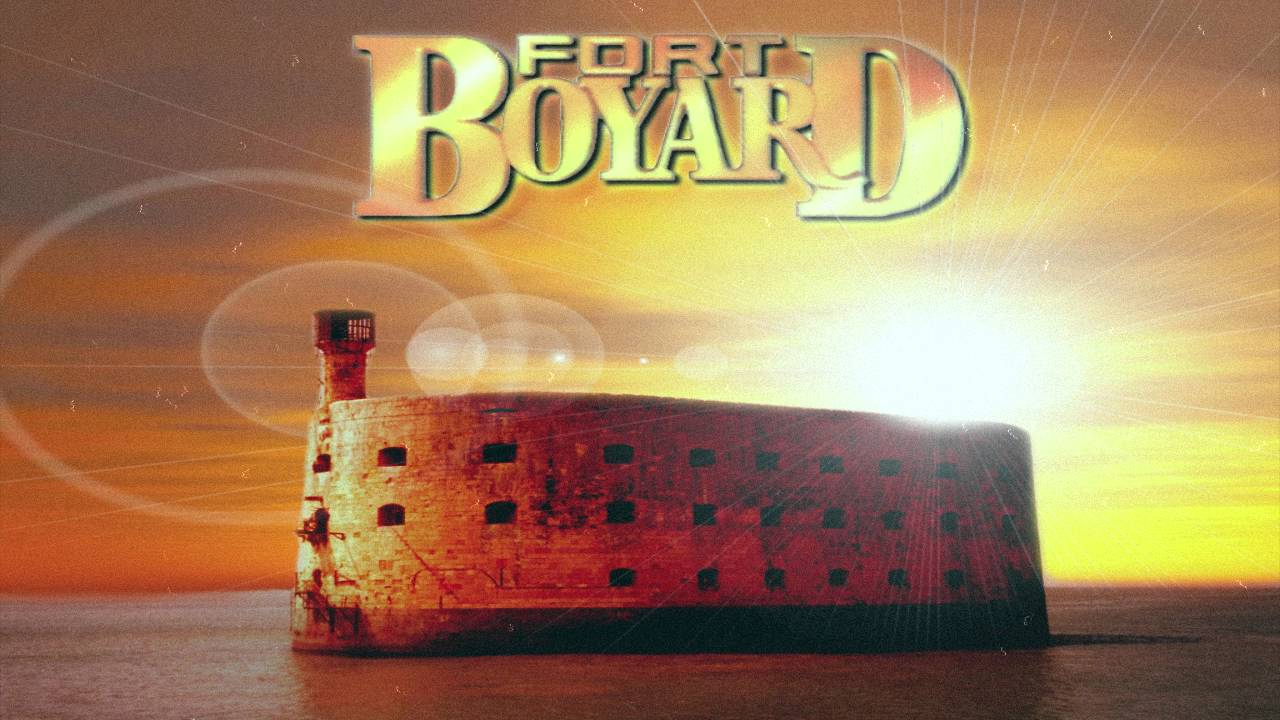 Fort Boyard & Форт Боярд - YouTube