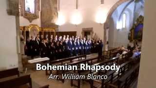 Bohemian Rhapsody - Arr. William Blanco, Chaps Szczecin