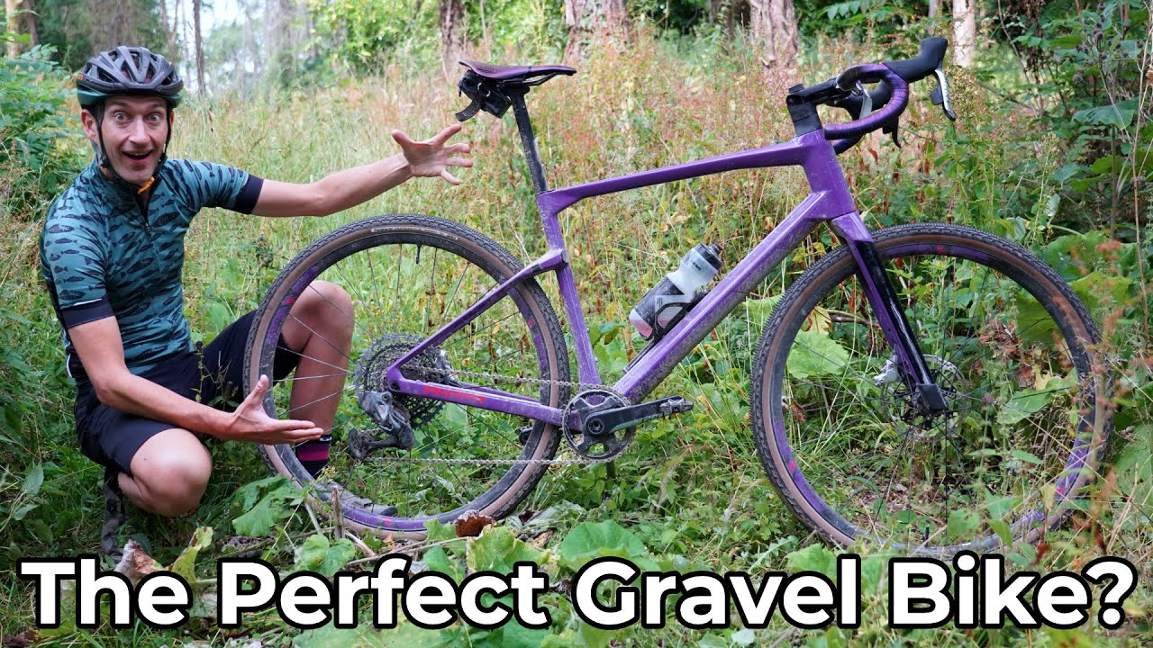 Most fun bike race in ages on the perfect gravel bike