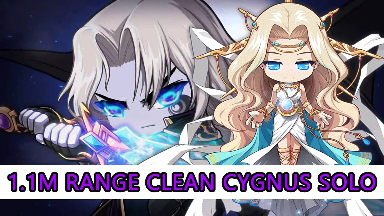 [MSEA/Delphinus] How I got 1.1 Million Range Clean in 1 Month F2P - Normal Cygnus Solo ~ !