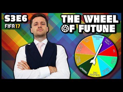 THE WHEEL OF FUTUNE! - S3E6 - Fifa 17 Ultimate Team
