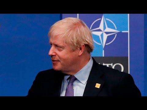 Boris Johnson answers