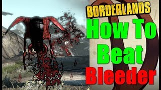 Borderlands How To Beat Bleeder Walkthrough House Hunting Gameplay Commentary HD