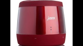 Jam Touch Wireless Rechargeable Portable Speaker