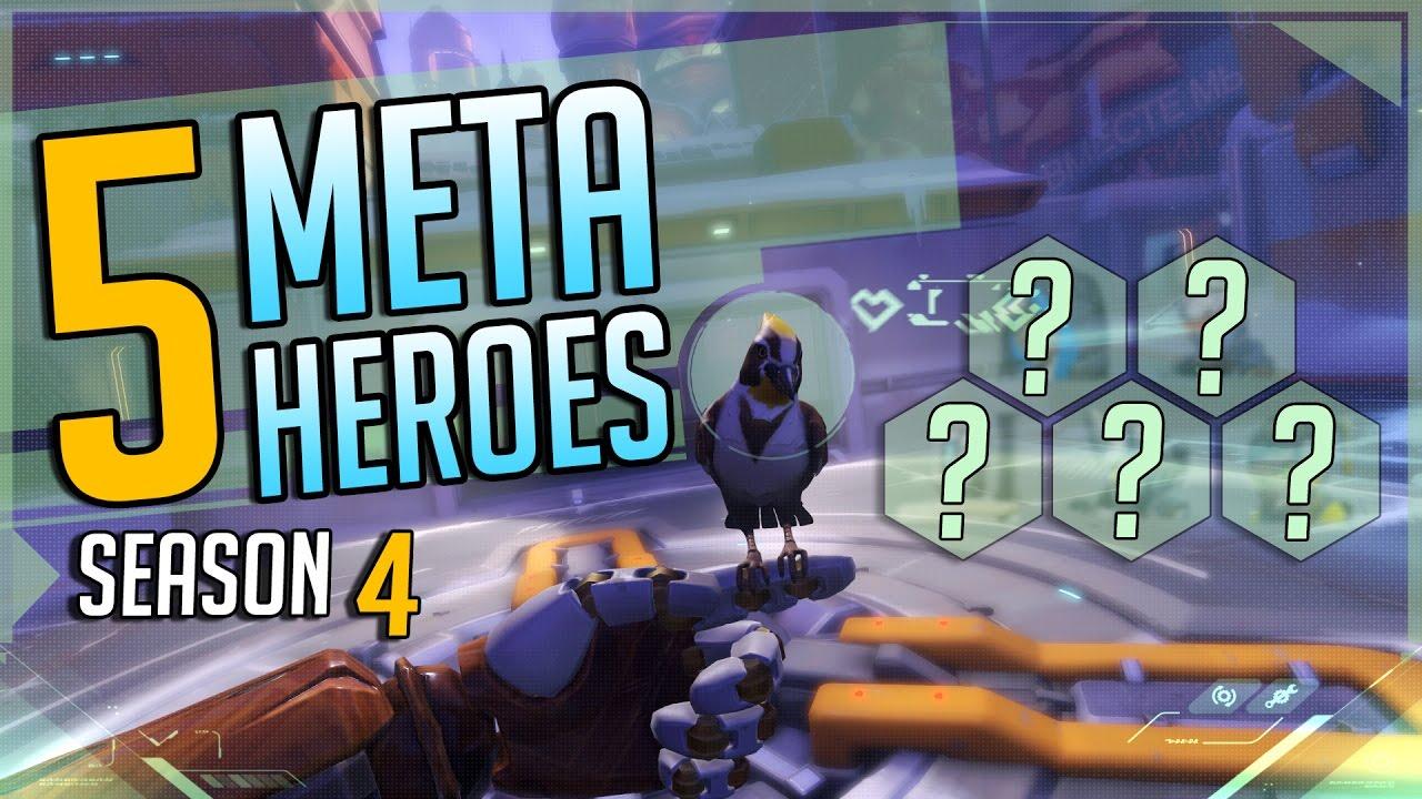 heroes meta