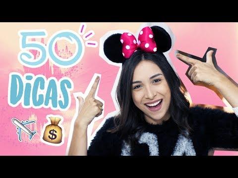 50 DICAS DE ORLANDO | Valor, Economizar, Parques, Compras e muito mais..
