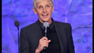 Ellen DeGeneres Makes Everyone Feel Better After the Election: Afternoon Sleaze