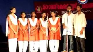 Sanketham Saagaram-Malayalam Group Song