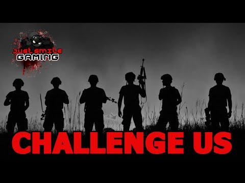 JSG - CHALLENGE US!
