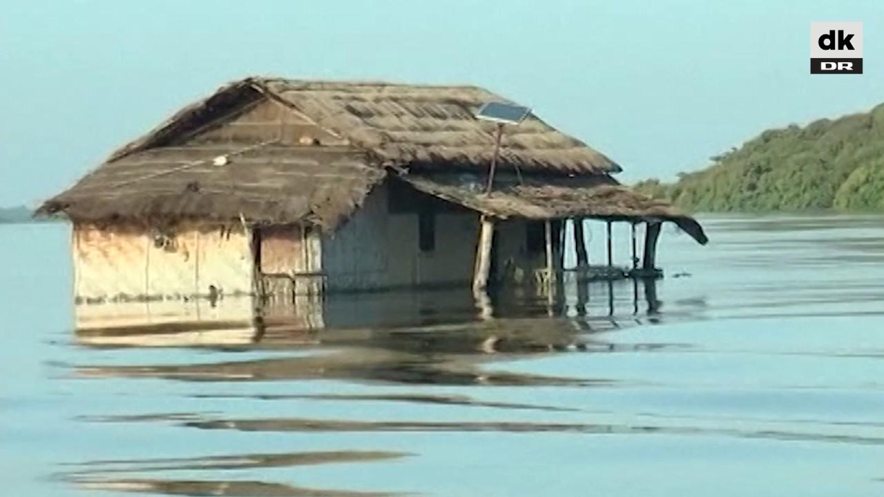 Monsunregn raserer verdens folkerigeste lande - DR Nyheder