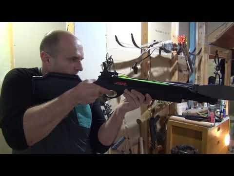 Shooting Excalibur banshee with killzone   flight test