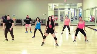 1, 2, 3 -Sofia Reyes [ft. Jason Derulo] Beccky Salazar Zin Choreography