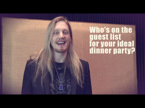 """DragonForce """"Reaching Into Infinity"""" Rapid Fire Interview - Pt.2"""