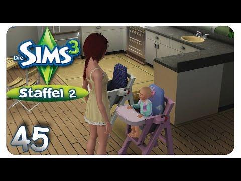 Finn entwickelt sich zum Kleinkind #45 Die Sims 3 Staffel 2 [alle Addons] - Let's Play