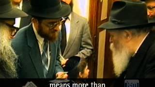 The Rebbe: IDF = Physical Defense AND Spiritual Defense