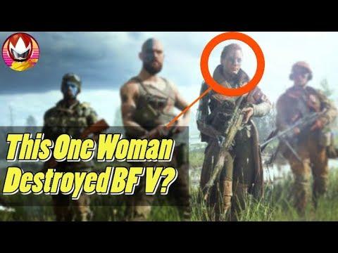 Battlefield V is a Dumpster Fire - Devs Mock Fans, Terrible Sales, Poor Launch thumbnail