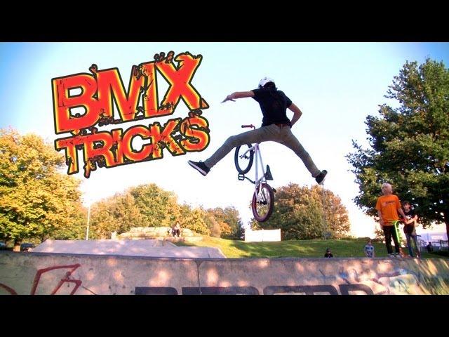 BMX Tricks 2013