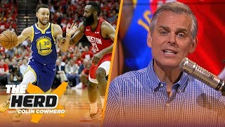 Kyrie deserves blame for losses, Golden State should feel good about winning series | NBA | THE HERD