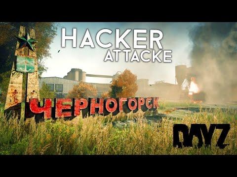 » HACKER ATTACKE « - Artillerieschläge über Cherno in DayZ - #88 - [4K]