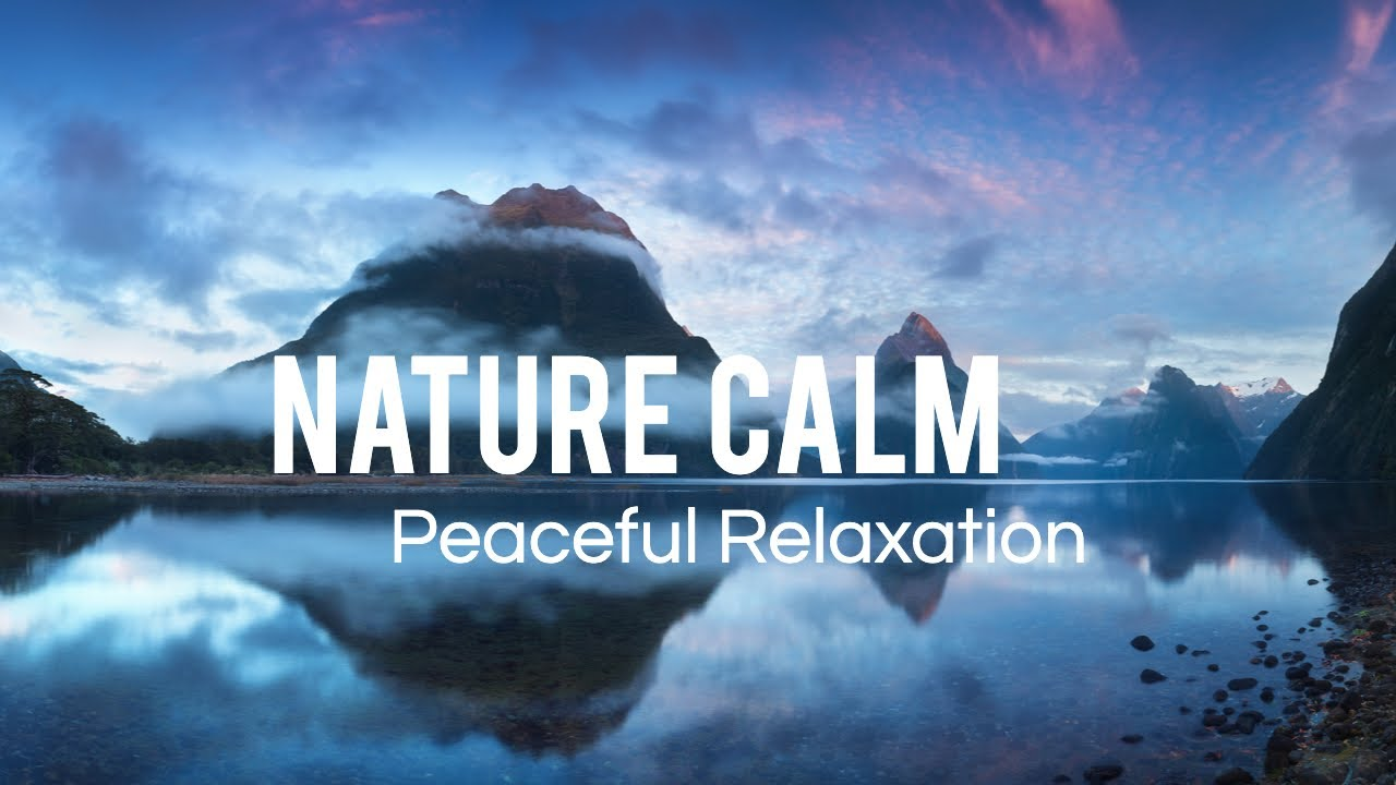 Instantly Calm, Soothing Sleep Music (Healing Sea Energy) Instant Peace of Mind