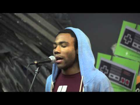 "Childish Gambino- ""Freaks And Geeks"" Live At Park Ave Cd's"