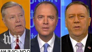 Politicians weigh in after Trump urges Ukrainian investigation