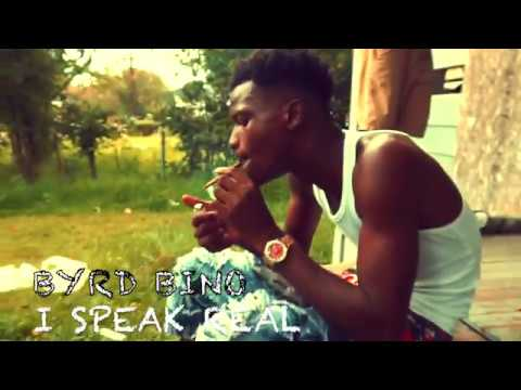Byrd Bino - Everything I speak real (official video) (Prod.by sicksinstrumentals)