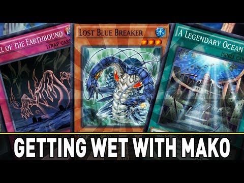 Get Wet With Mako Deck Check | YuGiOh Duel Links Mobile w/ ShadyPenguinn