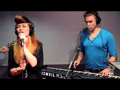 """Karmin perform """"Broken Hearted"""" Acoustic Live in Smallzy's Surgery on Nova FM Mp3"""