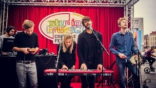 Car Free Festival: Faces On Tv - Love/Dead (live)
