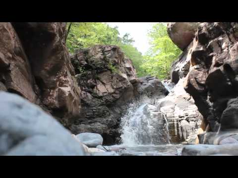 Upstate New York Cliff Jumping Fawns Leap Rats Hole Youtube