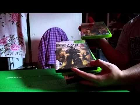 Xbox 360 (S) 250GB Refurbished Blast from the Past System Bundle Unboxing