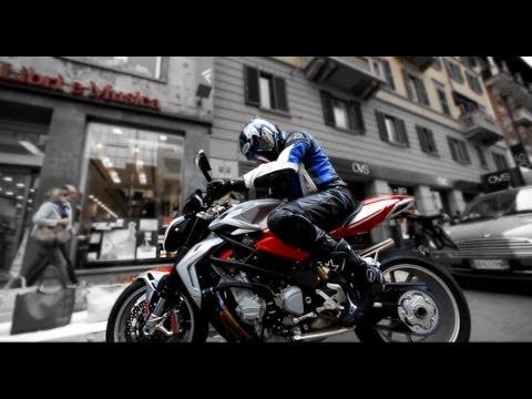 MV Agusta Brutale 1090 RR Test Ride Review